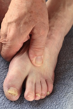 geriatric foot care