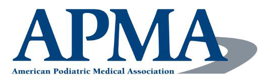 American Podiatric Medical Association Logo